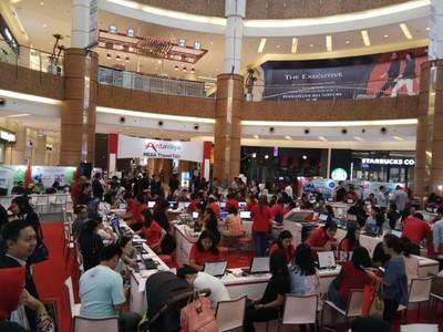 Beragam Promo Umrah di Mega Travel Fair Serpong