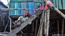 Duh! Masih Ada Lho Perkampungan Kumuh di Utara Jakarta