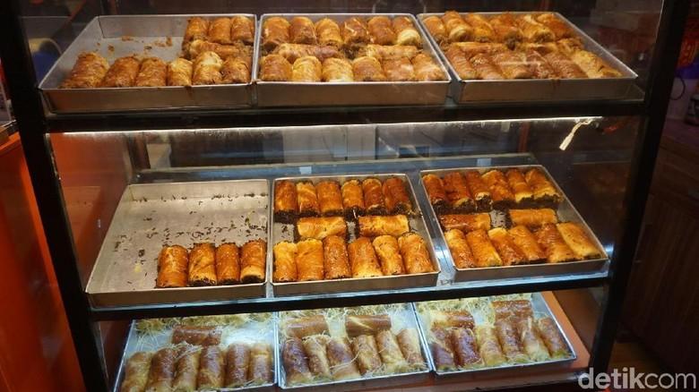 Roti Gulung (Shinta/detikTravel)