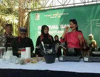 Sempat Grogi, Akhirnya Chef Farah Quinn Berhasil Buat Ayam Kesrut