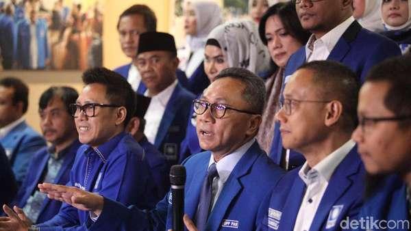 PAN Sepakati 1 Nama Wakil Ketua DPR Pengganti Taufik Kurniawan