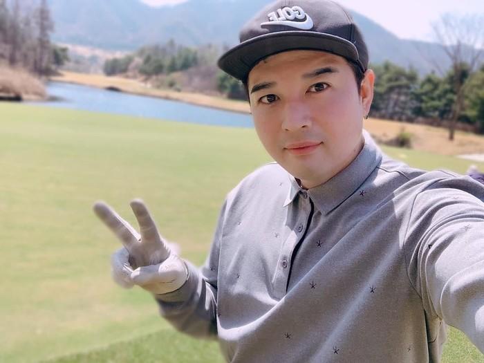 Shindong Super Junior. Foto: Instagram Shindong