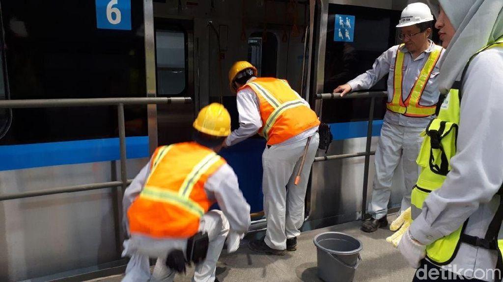 MRT Jakarta Masih Butuh 150 Tenaga Operasi dan Pemeliharaan