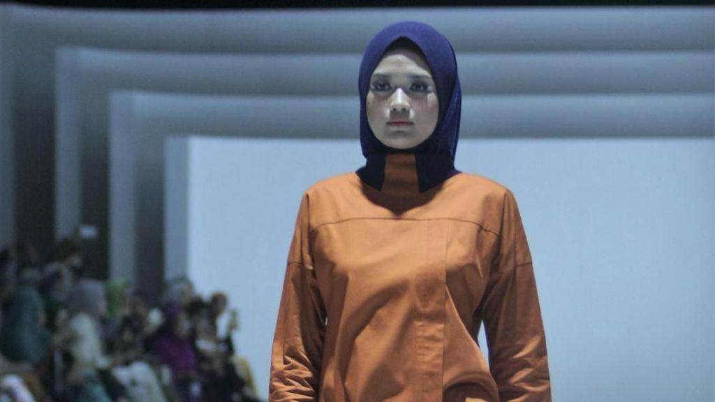 Pesta Beludru di Koleksi Terbaru Brand Busana Muslim L.tru
