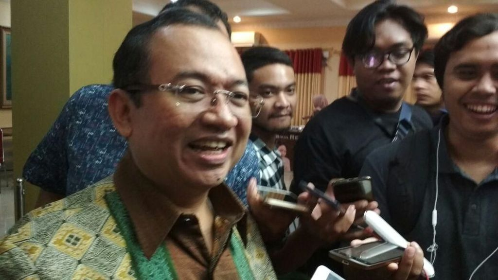 Resmi Jadi Sekjen Berkarya, Priyo Tergoda Tommy Soeharto