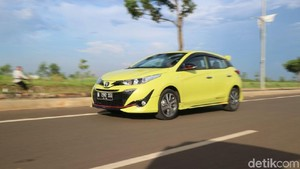 Toyota Yaris Hatchback Takkan Masuk India