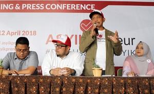 Cawagub Jabar Ahmad Syaikhu Kenalkan ASYIKPreneur