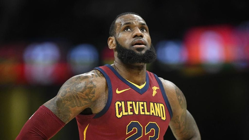 LeBron James Pindah ke LA Lakers Bikin Geger Medsos