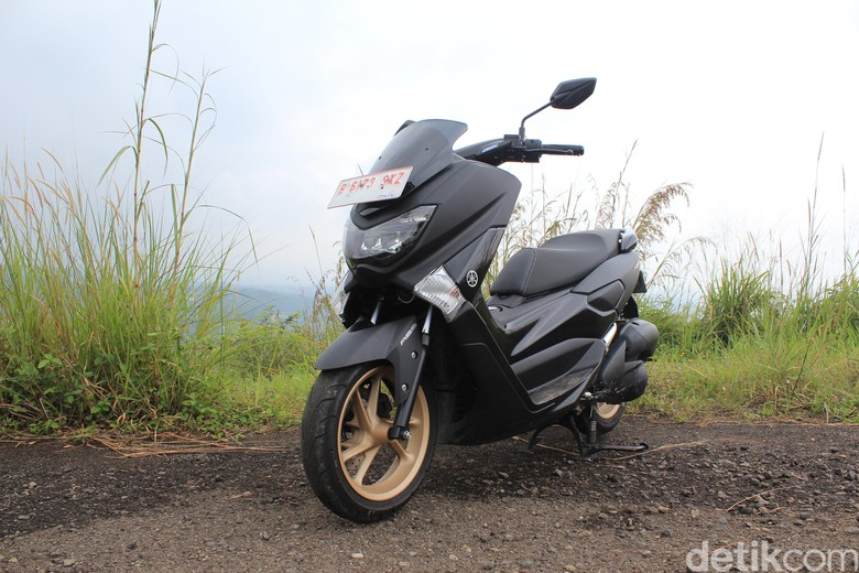 Yamaha NMAX Foto: Dadan Kuswaraharja