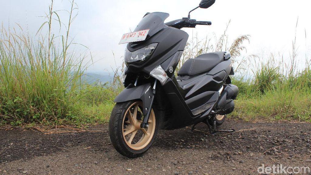 Motor Buatan Indonesia dengan Desain Bagus