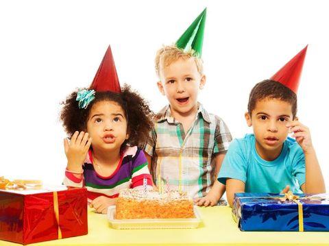 Ide ulang tahun anak/