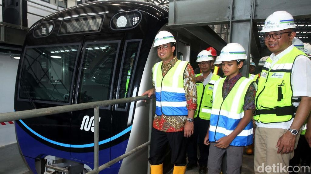 Tiket MRT Mau Disubsidi, Pak Anies?