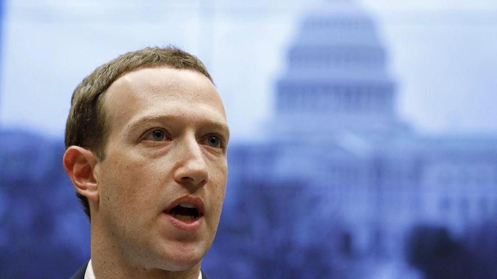 Mark Zuckerberg Curhat Bayar Mahal Orang Terkaya Dunia