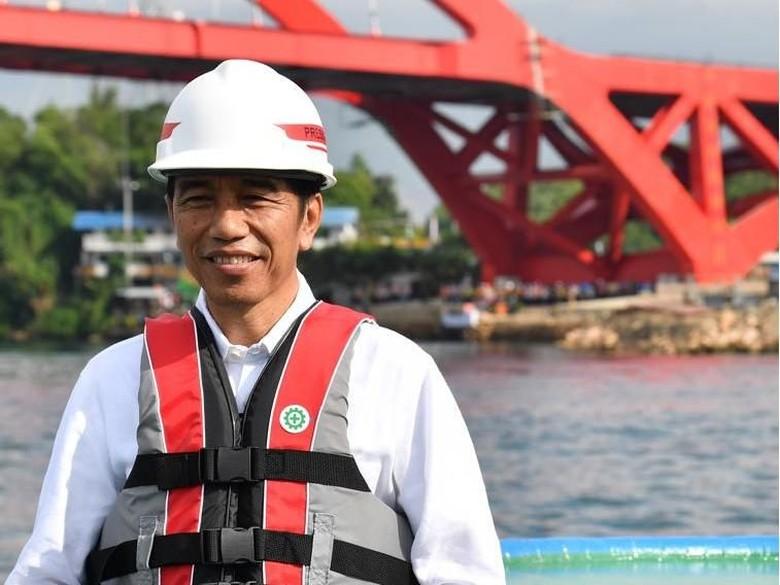 Jokowi: Jembatan Holtekamp akan Perpendek Jarak Jayapura-Skouw