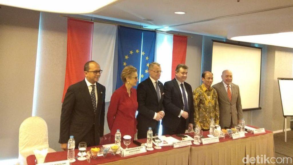 Indonesia-Polandia Pererat Hubungan Ekonomi dan Bisnis