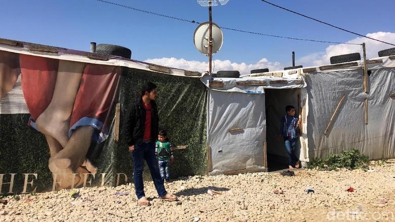 Hampir 400 Pengungsi Suriah di Lebanon Memilih Pulang