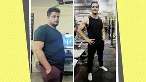 Inspiratif! Pria Ini Turun Bobot 28 kg Hanya dalam 4 Bulan