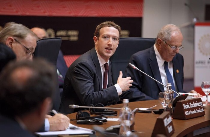 Mark Zuckerberg. Foto: Facebook/Mark Zuckerberg