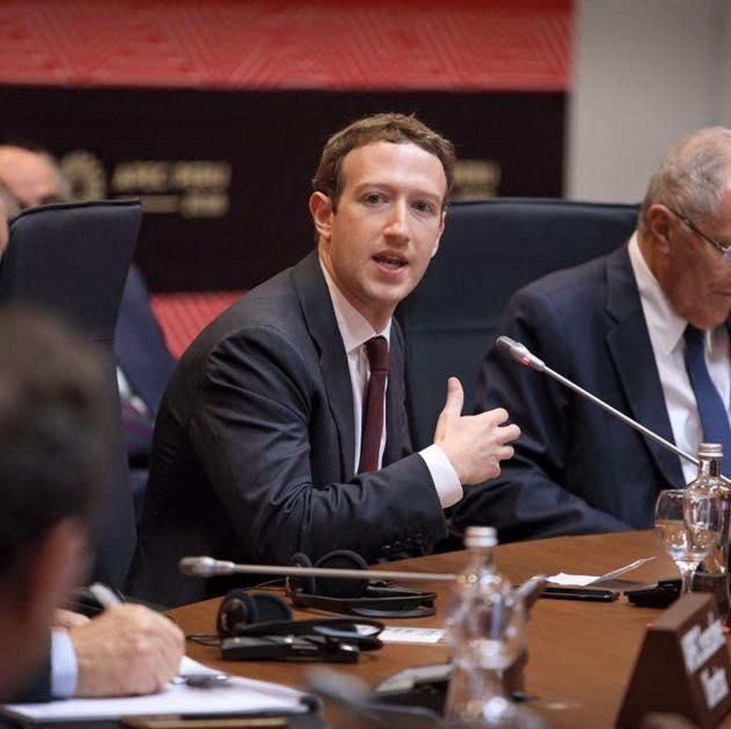 Akhirnya Facebook Jawab Pertanyaan Kongres AS