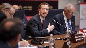 Fantastis! Pengawalan Mark Zuckerberg Capai Miliaran Rupiah
