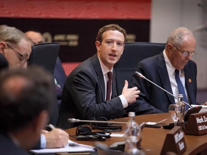 Mark Zuckerberg. Foto: Facebook/Mark Zuckerberg