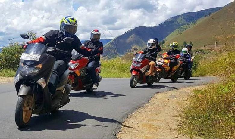 Touring / Foto: Rangga Rahadiansyah