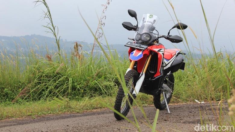 Honda CRF250RALLY Foto: Dadan Kuswaraharja