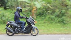 4 Tips Supaya Motor Nmax Cs Irit BBM saat Dipakai Jalan Jauh