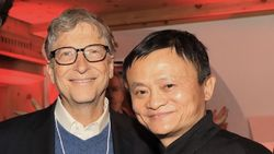 Pembelaan Jack Ma soal Bill Gates yang Diserang Konspirasi Corona