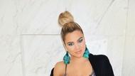 Curhat Khloe Kardashian tentang Menyusui si Kecil