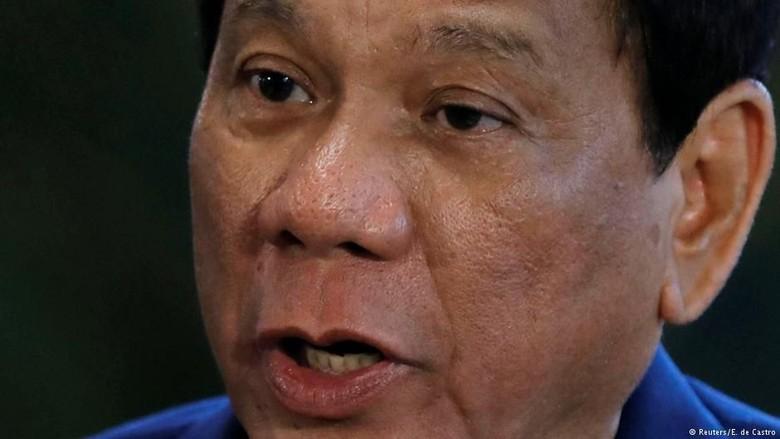 Duterte Ancam Tangkap Jaksa Mahkamah Kriminal Internasional