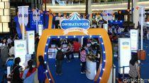 Travel Fair Dwidaya Dibuka, PP ke Jepang Mulai dari Rp 4,8 Juta