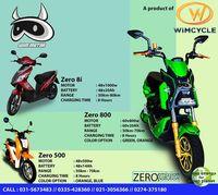 WIM Motor Zero 8i di paling kiri
