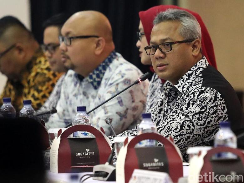 Situs Diretas, KPU Koordinasi ke Polri dan Kominfo