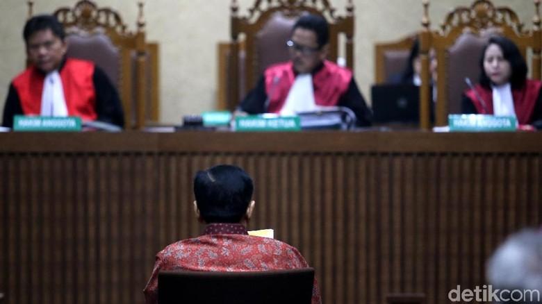 Vonis Setya Novanto akan Dibacakan Selasa 24 April