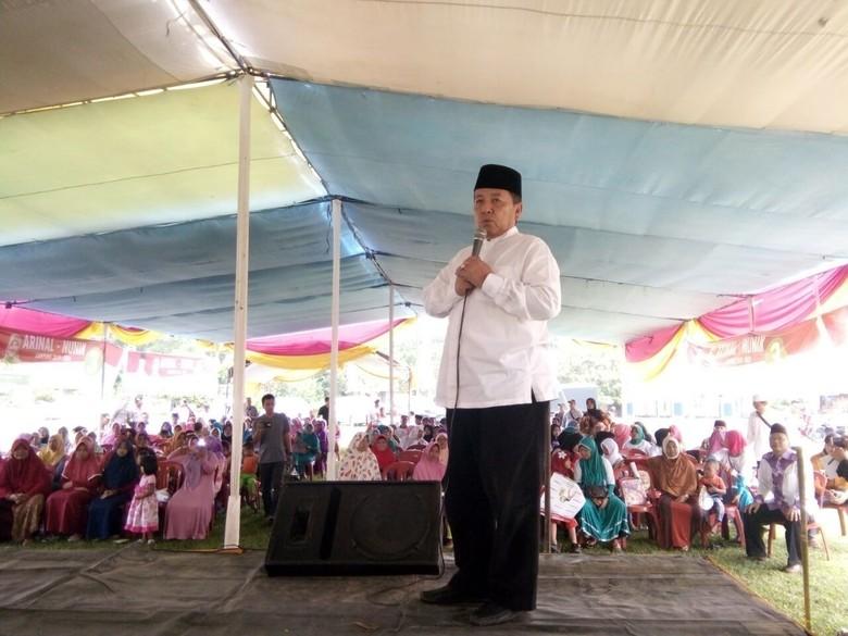 Jurus Cagub Lampung Ajak Warga Keluar dari Kemiskinan