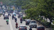 Depok Kaji Ganjil-Genap di Jalan Margonda Saat Weekend