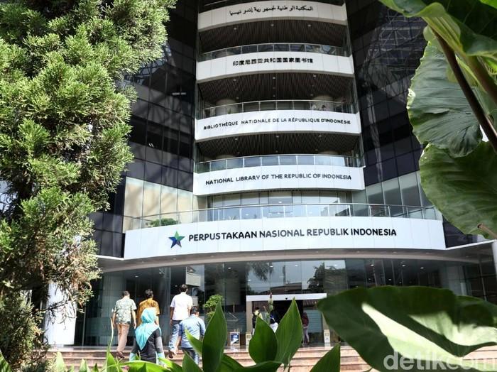 Perpustakaan Nasional Jadwal Buka Dan Syarat Masuknya