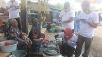 Pantau Mutu Ikan, BKIPM Sidak Pasar Modern dan Tradisional