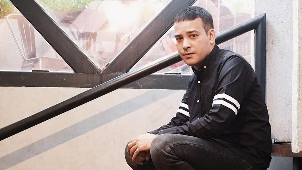 Artis Riza Shahab dan Reza Alatas Pesta Sabu Bareng 4 Temannya