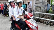 Motor Listrik yang Dipakai Jokowi Rakitan Gresik
