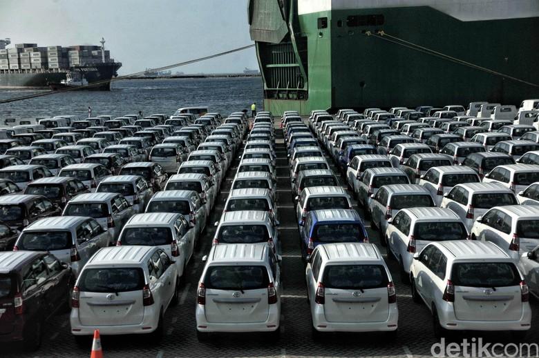 Ekspor Avanza. Foto: Pradita Utama