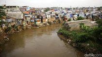 Cegah Banjir, Anies: Tak Ada Betonisasi, Kita Lakukan Naturalisasi