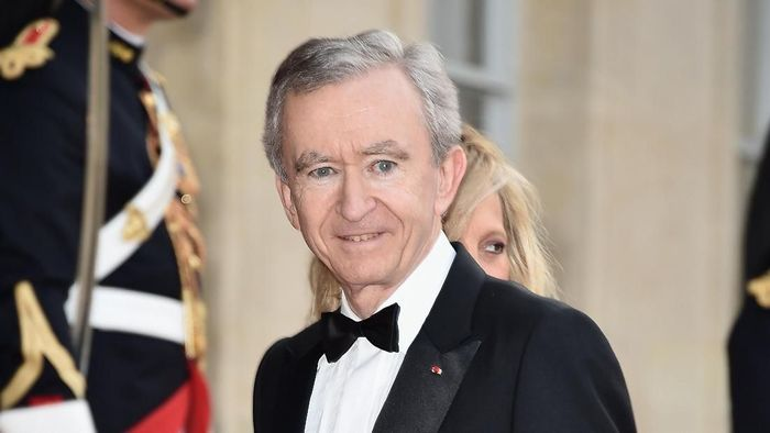 CEO LV Bernard Arnault  Foto: Getty Images