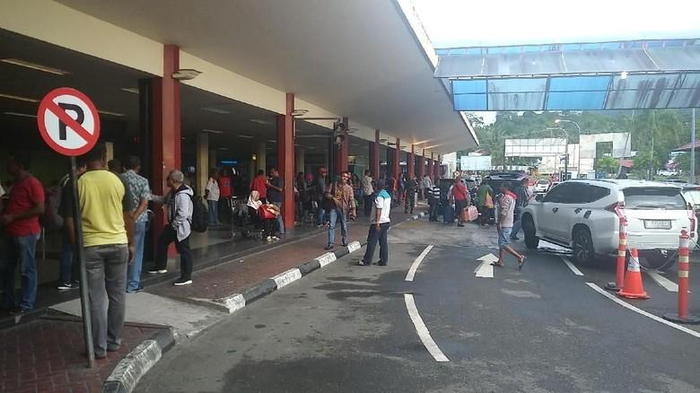 Foto: Bandara Pattimura di Ambon (Randy/detikTravel)