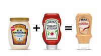Wah! Perusahaan Saus Ini Keluarkan Saus Mayonnaise Campur Saus Tomat