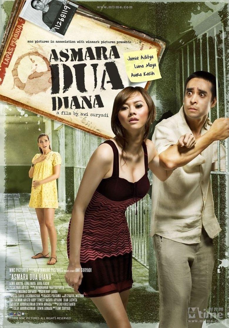 Aura Kasih mulai mencuri perhatian saat tampil sebagai Diana di film Asmara Dua Diana garapan Awi Suryadi. (Dok. Istimewa)
