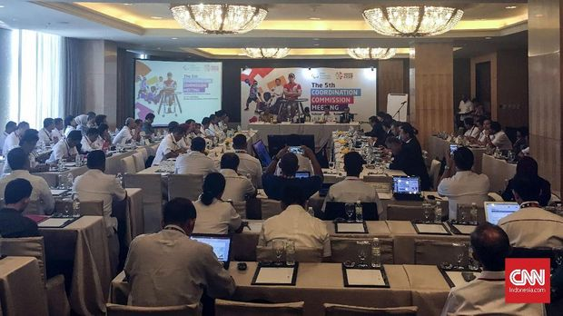 Pemprov DKI Jakarta akan membantu promosi Asian Para Games 2018.
