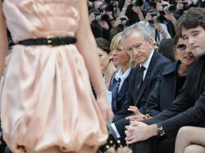 Bos Louis Vuitton Orang Terkaya Kedua di Dunia, Hartanya Rp 1.500 T!