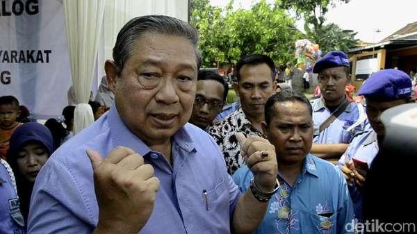 SBY Sebut Rumah Dinas Wagub Jabar Digeledah, Ini Kata Kemendagri